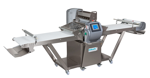 Rollmatic Eurostar Automatic Pastry Dough Sheeter