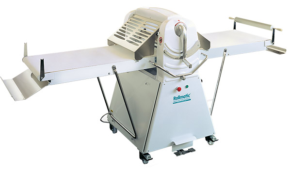 Rollmatic SH6002 Manual Pastry Sheeter