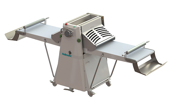 Rollmatic R65 Manual Pastry Sheeter
