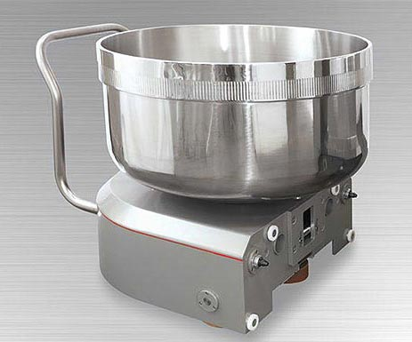 Lux Spiral Mixer Bowl Removable Unit